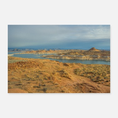 Lak Lake Powell - Poster