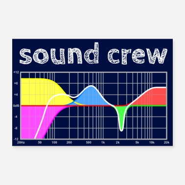 Sound Engineering sound crew - Parametric Equalizer - hgr1 - Poster