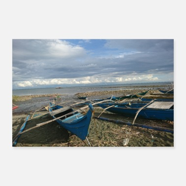 Boat Fishing Boat - Poster