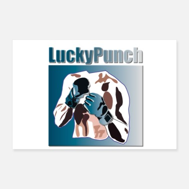 Punch Lucky Punch - Poster