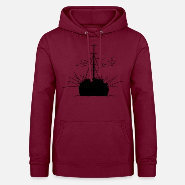 Deep Sea Fishing Deep-sea fishing - Women's Hoodie