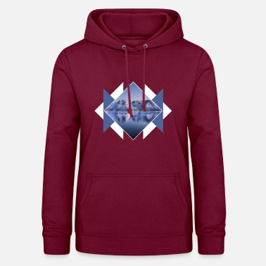 Dedication Dedicated / winter / snowboard - Women's Hoodie
