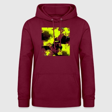 Watercolour Splat - Women's Hoodie