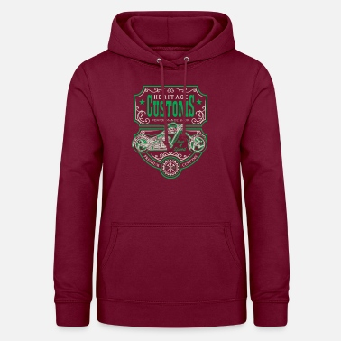 Ink Heritage Customs - Women's Hoodie