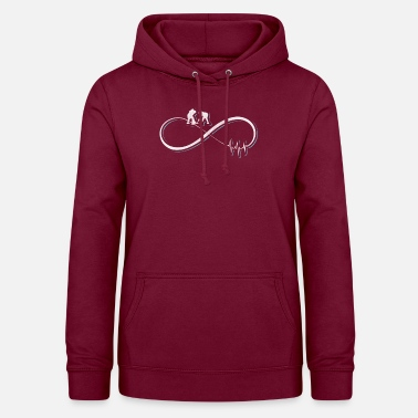 I Love Hockey I love Hockey - Women's Hoodie