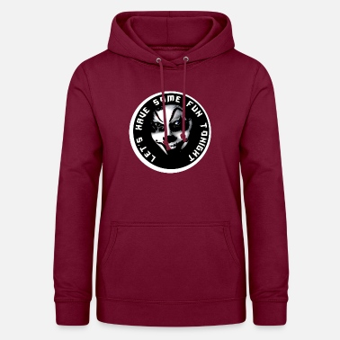 Fun lets have some fun tonight - Frauen Hoodie