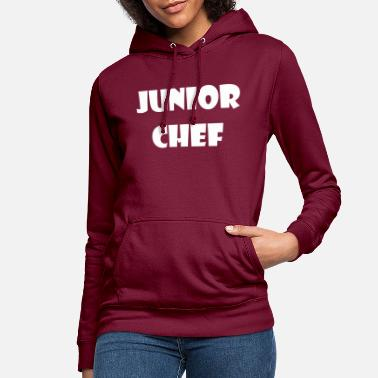 Junior junior chef - Hættetrøje dame