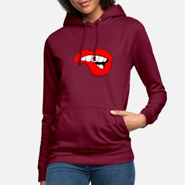 Mouth Mouth - Women's Hoodie