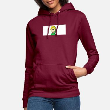Link - In its glorious beauty - Women's Hoodie