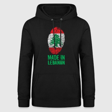 Made in Lebanon / Made in Lebanon اللبنانية - Women's Hoodie