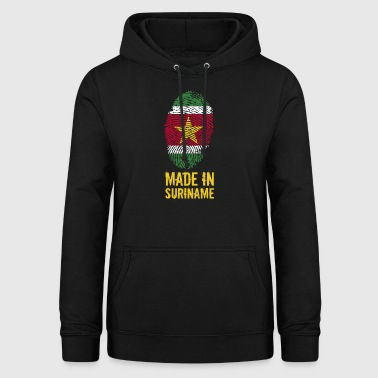 Made In Suriname / Suriname / Sranan - Women's Hoodie