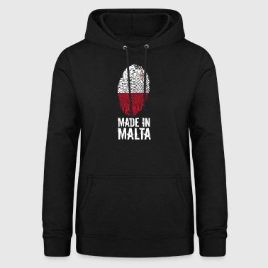 Made In Malta - Women's Hoodie