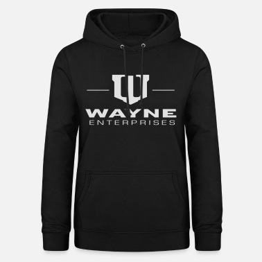 Batman 'Wayne Enterpreises' Women Hoodie - Hettegenser for kvinner