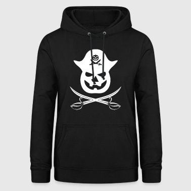 Pirate Pirate, pirate, bateau pirate - Sweat à capuche Femme