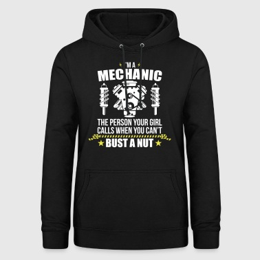 Funny Mechanic - funny mechanic - Women's Hoodie
