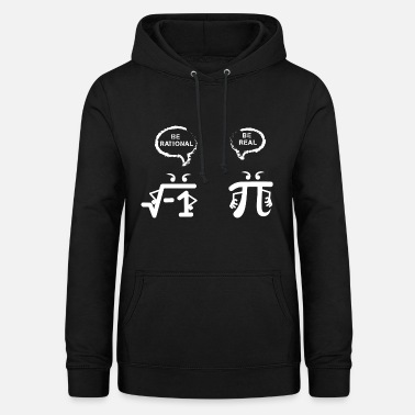 Mathematics Mathematics Pi rational number - Women's Hoodie