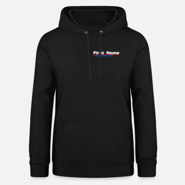 First Name first name - Women's Hoodie
