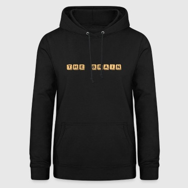 The Brain - Board Games - T-Shirt - Women's Hoodie