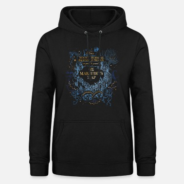 Harry Potter The Marauder's Map - Frauen Hoodie