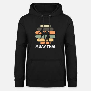 Avenue Reto Muay Thai - Hettegenser for kvinner