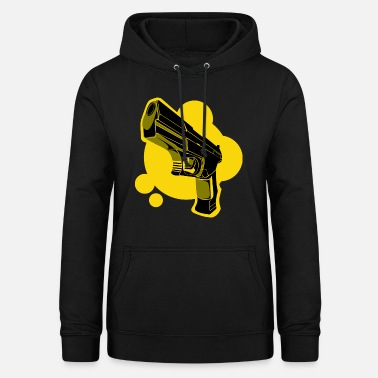 Street Weapon yellow | Ratchet | Hip Hop | Street style - Women's Hoodie