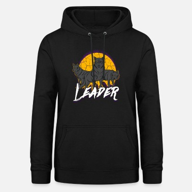Wolf Pack Wolf Pack Pack Leader Pack Wolf Gift - Women's Hoodie