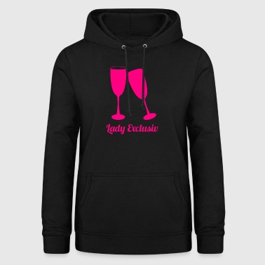 Exclusive Lady Exclusive - Women's Hoodie