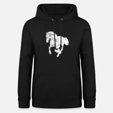 Equitation Horse riding Horsewoman Riding sport - Women's Hoodie