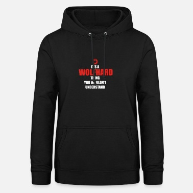 Finn Gift it sa thing birthday understand WOLFHARD - Women's Hoodie