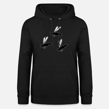 Fly Insect Fly Fly Fly - Women's Hoodie