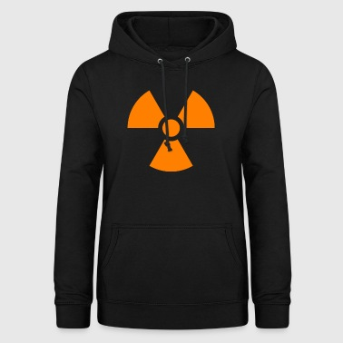 Nuclear sign - Women's Hoodie