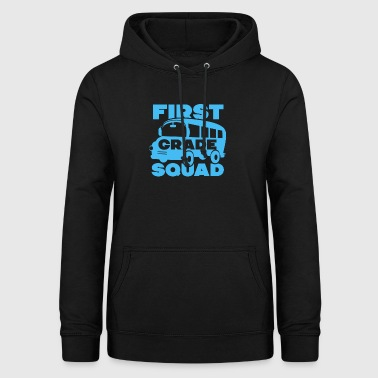 First Grade Squad T-shirt - Women's Hoodie