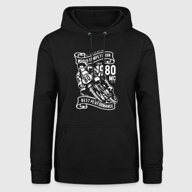 Superbike World Competition Superbike - Women's Hoodie