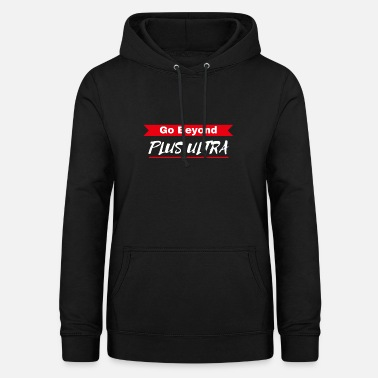 My Hero Academia Go Beyond plus ultra My Hero Academy - Felpa con cappuccio da donna
