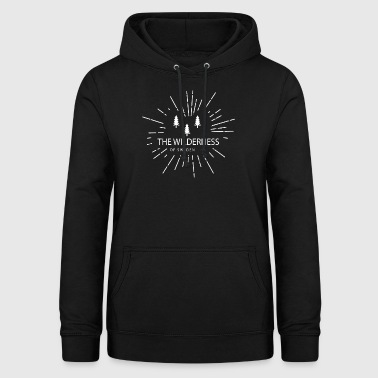 The Wilderness Of Sweden - Women's Hoodie