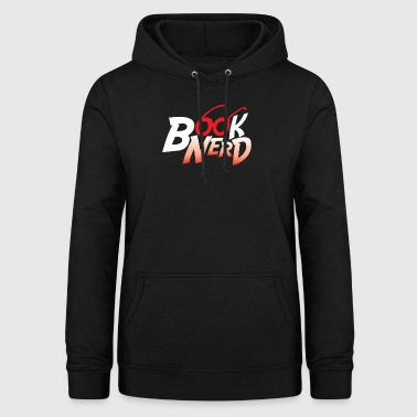 Book nerd bookworm book reading books literature - Women's Hoodie