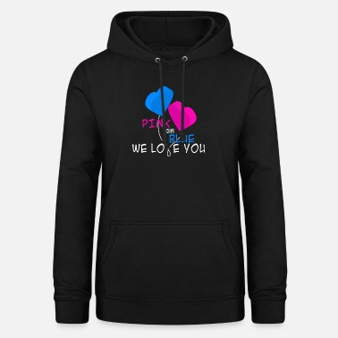 Newborn Newborn Baby Pink or Blue - Women's Hoodie