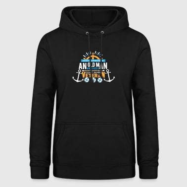 Funny Veteran Sayings Funny Soldier Gift - Women's Hoodie