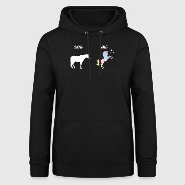 You and Me - Frauen Hoodie