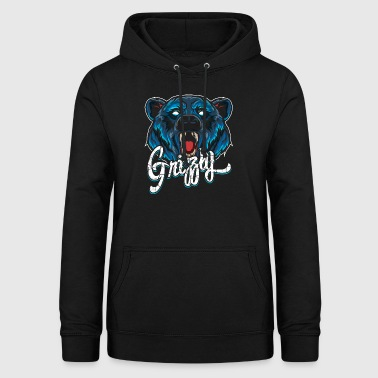 Grizzly - Vrouwen hoodie