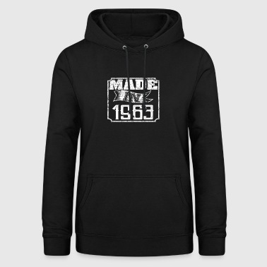 Made in 1963 - Women's Hoodie