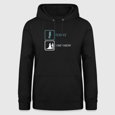 this morning - Women's Hoodie