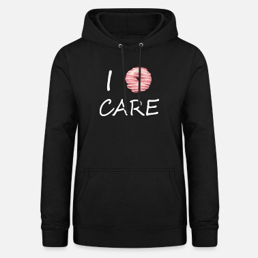 I dont care 1 - Women's Hoodie