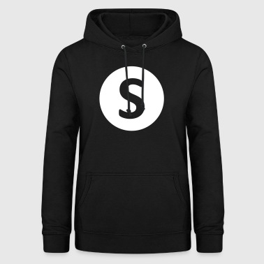 S, gift, gift idea, idea, letter, name - Women's Hoodie