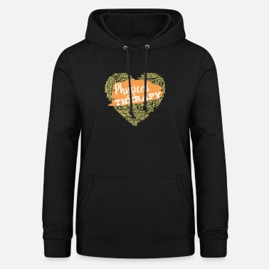 Physiotherapy Physiotherapy - heart - Women's Hoodie