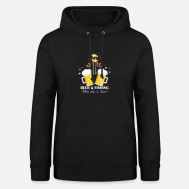 Beer BEER FISHING - Women's Hoodie