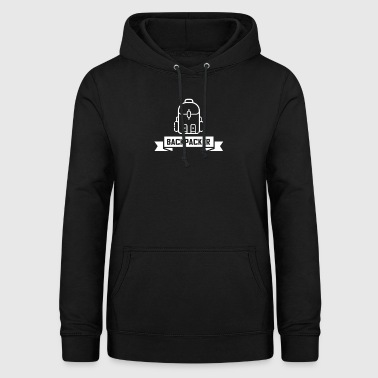 Backpacker backpack - Women's Hoodie