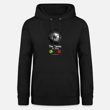 Cave XASTY Cave Diving Caves Dive Diver Cave - Women's Hoodie