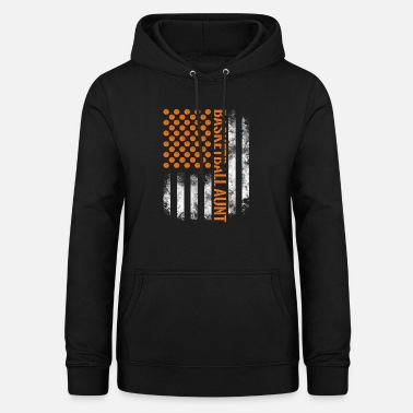 Basketball tante gave free throw dribbling sport - Dame hoodie
