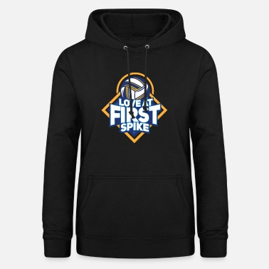Volley beach volley - Women's Hoodie